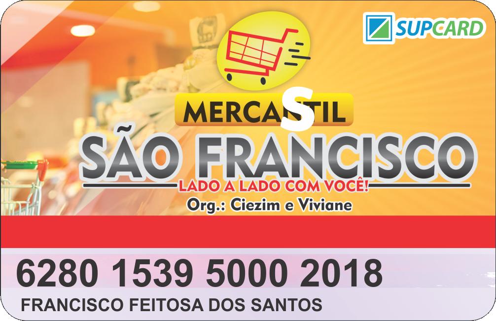 MERCADINHO SAO FRANCISCO SUPCARD