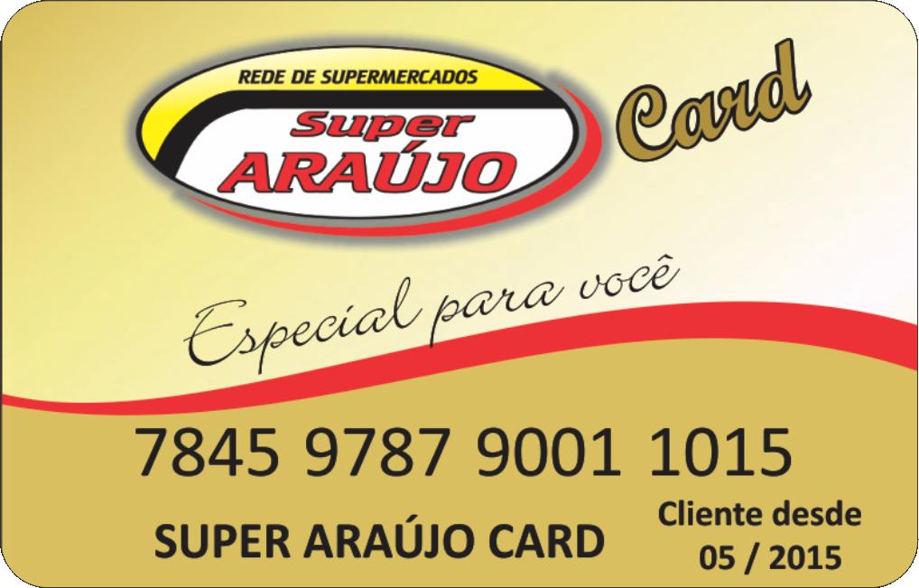 REDE SUPER ARAUJO DE CAJAZEIRAS PB
