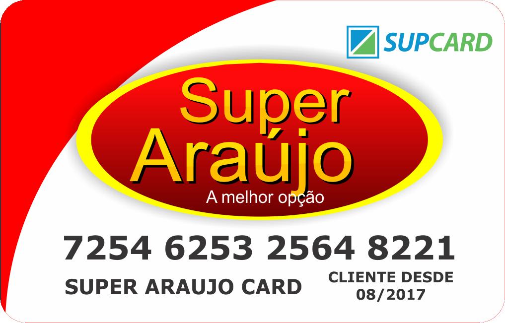 SUPER ARAUJO SAO JOSE DE PIRANHAS