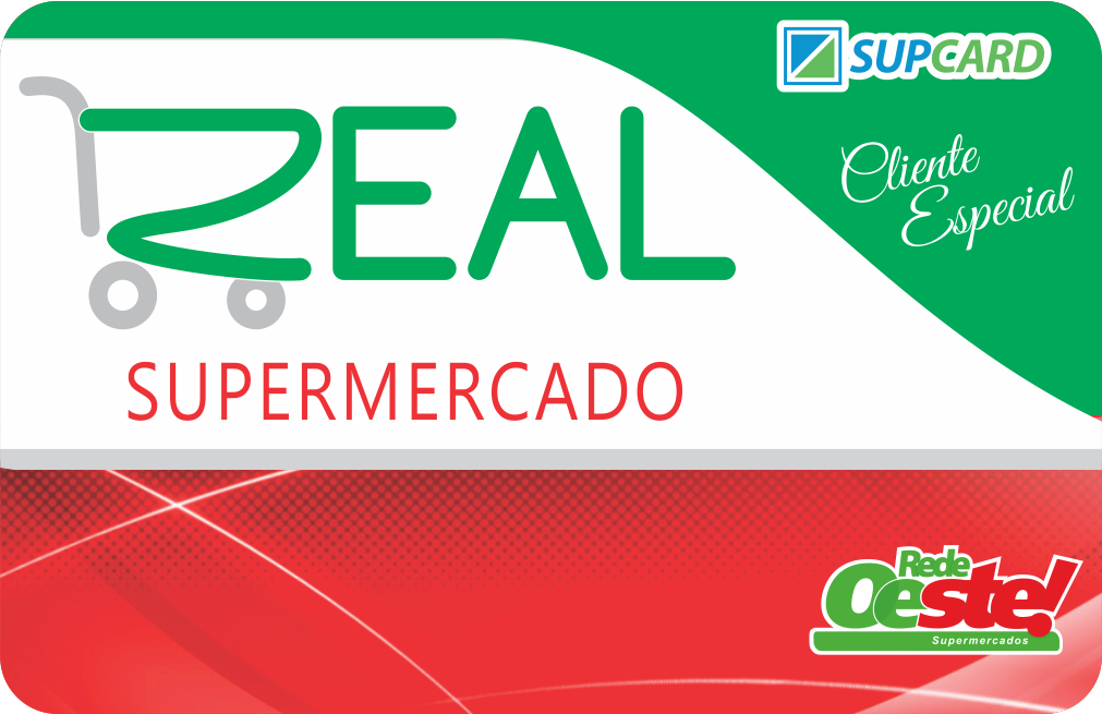 cartao real supermercados alexandria